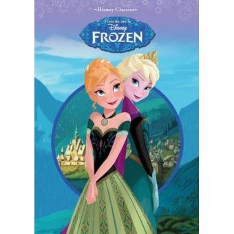 Disney Frozen - Hardback - 2014