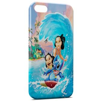 Coque iPhone 5C Lilo Stitch 2