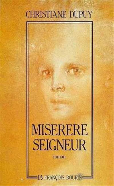 MISERERE SEIGNEUR