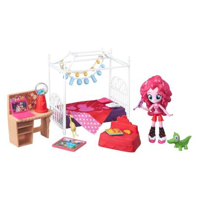 Coffret Mon Petit Poney Equestria Girls : Chambre de Pinkie Pie Hasbro