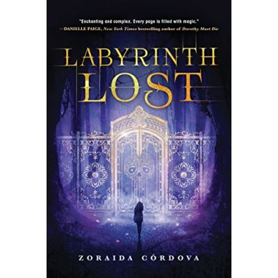 Labyrinth Lost (Brooklyn Brujas) - [Livre en VO]