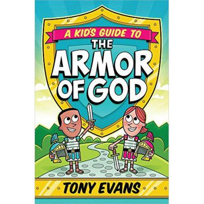 A Kid's Guide to the Armor of God - [Version Originale]