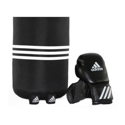 discount newest shoes for cheap Adidas kit sac de frappe + gants adidas performance - Boxe ...
