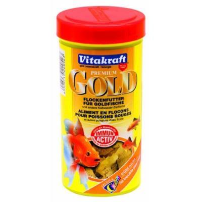 Gold Aliment En Flocons Pour Poissons Rouges - Vitakraft