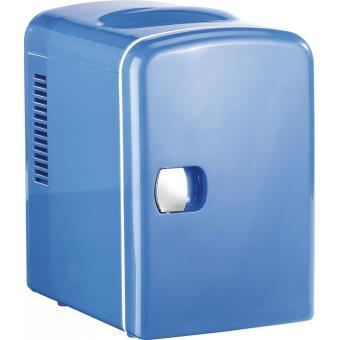 Mini Refrigerateur 2 En 1 Avec Prise 12 230 V Bleu Achat Prix Fnac