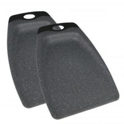 Stoneline® pelle planche à découper lot de 2 pièces