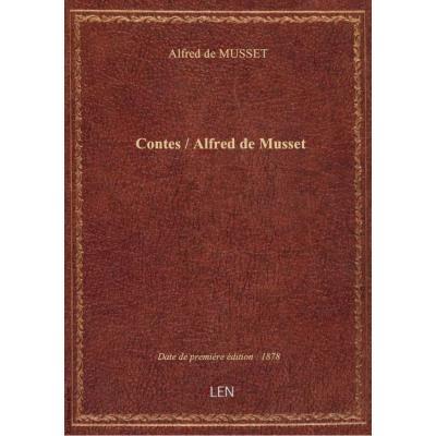 Contes / Alfred de Musset
