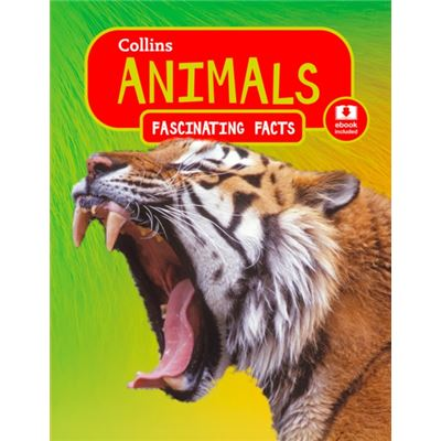 Animals (Collins Fascinating Facts) (Paperback)