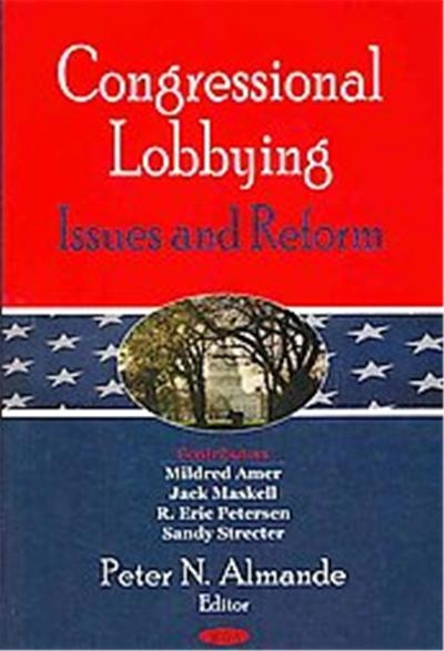Congressional Lobbying
