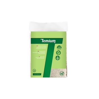 Set de 2 filtres de hotte anti-graisse Temium Universel Lin TEMG33
