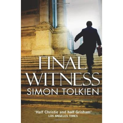 Final Witness Simon Tolkien