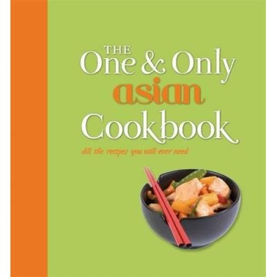 The One and Only Asian Cookbook - [Version Originale]