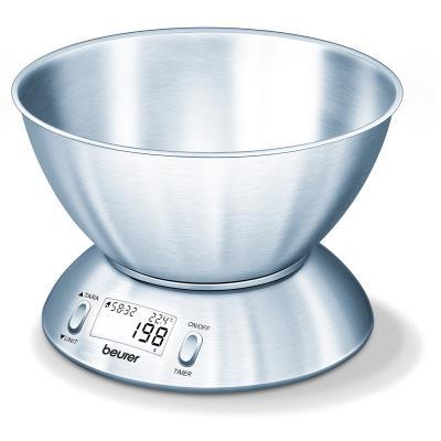 Balance de cuisine bol inox Beurer KS 54