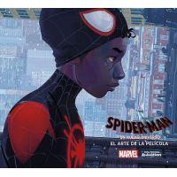 Spider man-un nuevo universo-el art