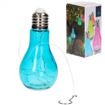 Lampe Ampoule Led Design A Suspendre Bleu Achat Prix Fnac