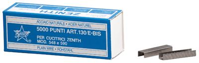 Locau - Agrafe Zenith 130e - Boite De 5000