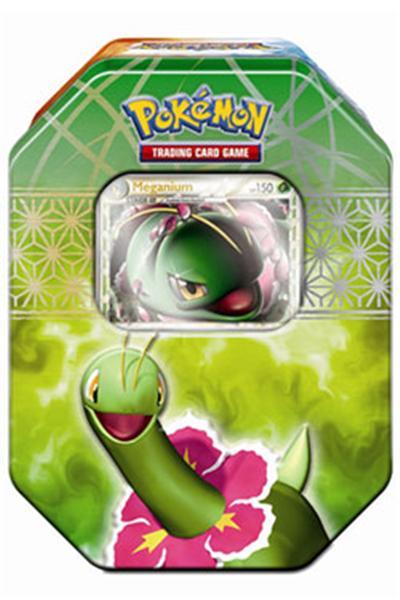 Pokemon Tin Deck Box #13 Meganie *ALLEMAND*
