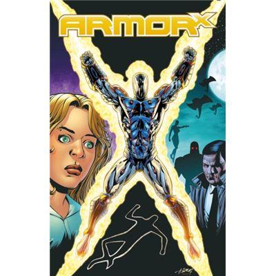 Armor X (Paperback)