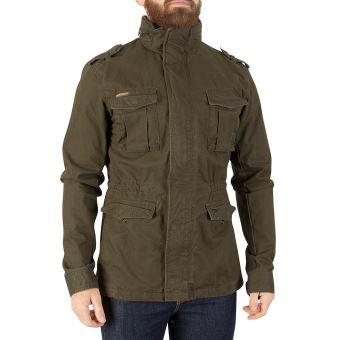 Militaire Superdry Épaisse Veste Style Blouson Rookie q66FfTSn 537bf27b47a