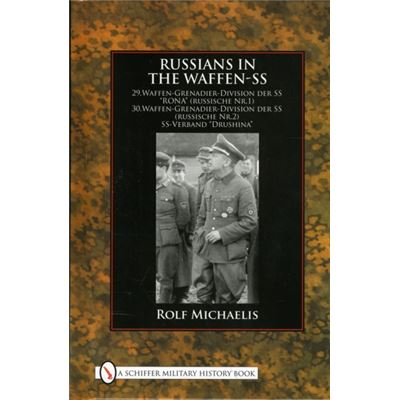 Russians In The Waffen-Ss (Hardcover)