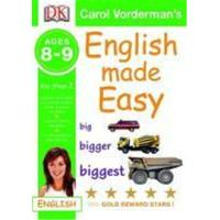 ENGLISH MADE EASY AGES 8-9