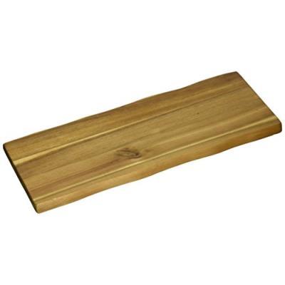 Kesper 28500 planche à découper acacia brun 38 x 14,5 x 1,5 cm