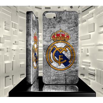 Coque Iphone 5c Logo Football Club Real Madrid Cf 01