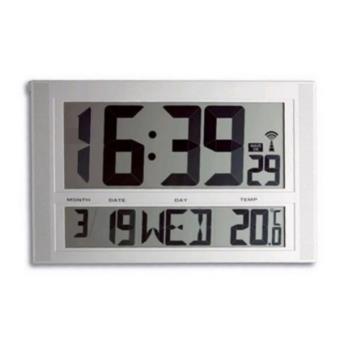 pendule murale digitale grand affichage radio pilot e chronographe achat prix fnac