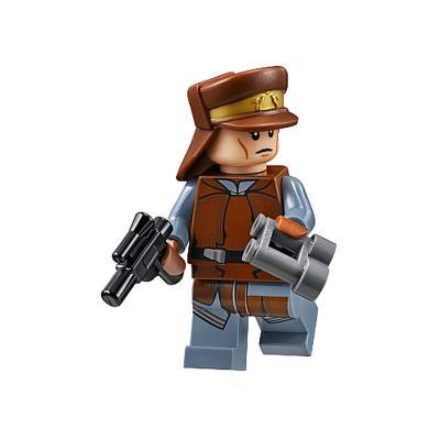 Figurine LEGO® Star Wars - Officier sécurité Naboo