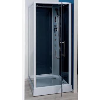 cabine de douche avec radio