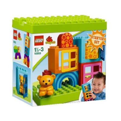 Lego Duplo Briques - 10553 - Jeu de Construction - Cube de Construction pour Tout-Petit