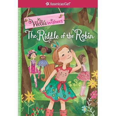 The Riddle of the Robin (WellieWishers) - [Version Originale]