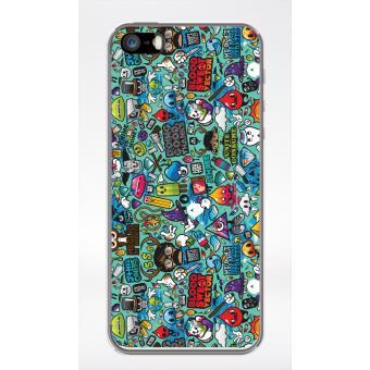 coque iphone 5 pop art