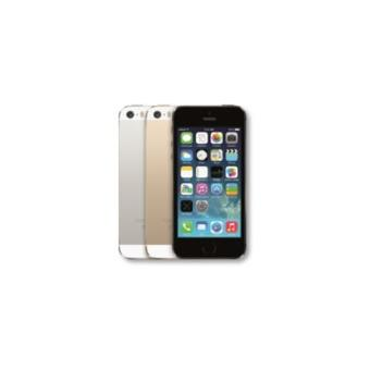 apple iphone 5s 16 go noir reconditionn ou occasion t l phone portable basique achat. Black Bedroom Furniture Sets. Home Design Ideas