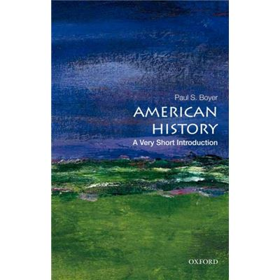 American History: A Very Short Introduction (Very Short Introductions) (Paperback)