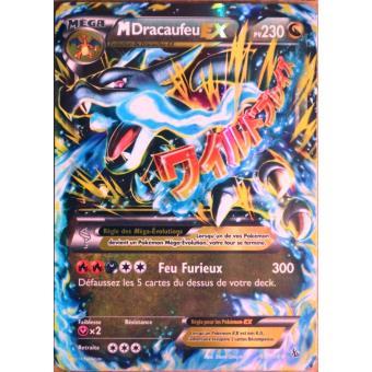 Carte pok mon 69 106 m dracaufeu ex 230 pv jeu de cartes - Pokemon dracaufeu ex ...