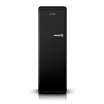 Cong lateur armoire vintage 235 litres schneider sf235vb coloris noir a achat prix fnac - Congelateur armoire promo ...