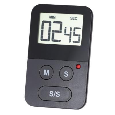 Minuteur de cuisine digital avec alerte acoustique / optique