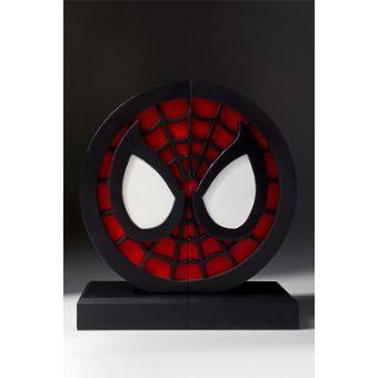 Marvel Comics Serre Livres Spider Man Logo 16 Cm