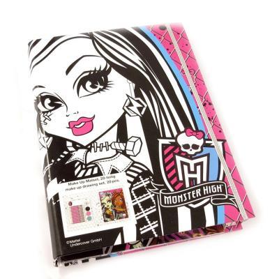 Palette de l'artiste 'Monster High' (20 pièces)