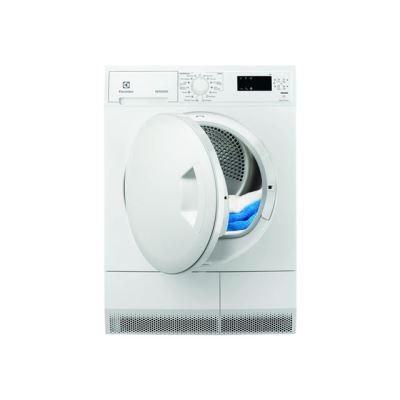 Electrolux EDH3685PZW sèche-linge - chargement frontal - pose libre - blanc