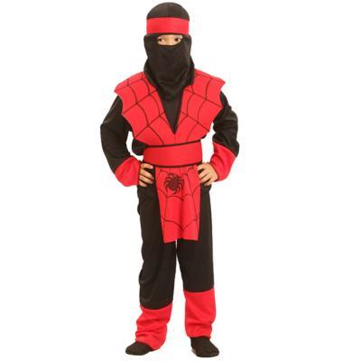 Déguisement ninja araignée garçon 7 à 9 ans