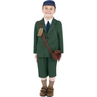 Ecolier déguisement ecolier années 40 7 à 9 ans - déguisement enfant - achat