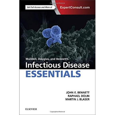 Mandell, Douglas And Bennett'S Infectious Disease Essentials, 1E (Principles And Practice Of Infectious Diseases) (Paperback)