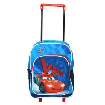 Cartable a roulette cars maternelle u lucki