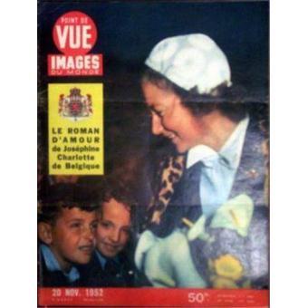 Point De Vue Images Du Monde N 233 Du 20 11 1952 Magazine Achat Livre Fnac