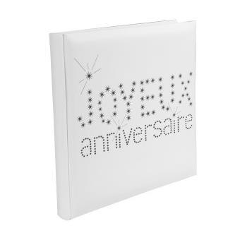 Livre D Or Anniversaire Joyeux Anniversaire Couleur Blanc