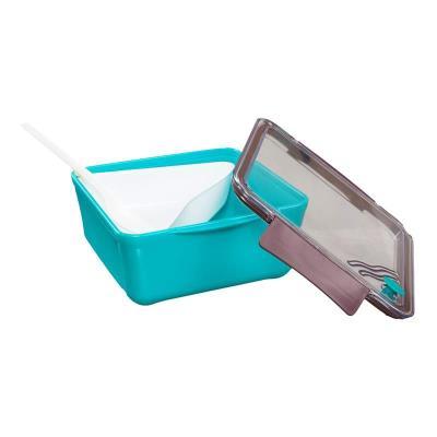 Boite repas à clipser compartimentée - Lunch Box Bento