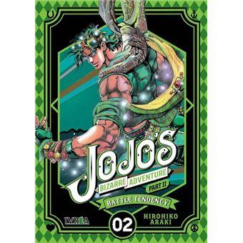 Jojo's bizarre adventure 2-battle2