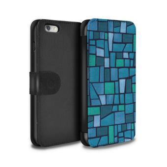 Stuff4 Coque/Etui/Housse Cuir PU Case/Cover pour Apple iPhone 6S ...